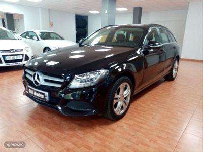 usado Mercedes C220 Clase CBlueTEC Exclusive Estate