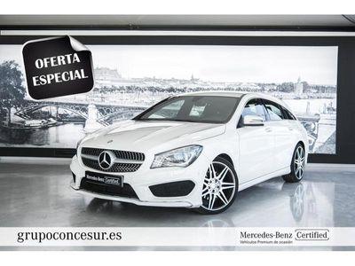 usado Mercedes CLA220 d d 7GDCT