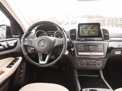 usado Mercedes GLS500 4M AMG *PANORÁMICO* 7 PLZ