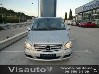 usado Mercedes Viano 2.2 Cdi Ambiente Larga 4p. -14