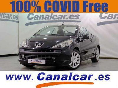 usado Peugeot 207 CC 1.6 HDI Sport FAP 110CV