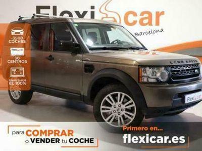 usado Land Rover Discovery 4