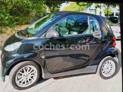 usado Smart ForTwo Coupé 52 Mhd Yang Edition Aut. 71 cv en Madrid