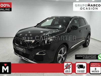 usado Peugeot 3008 1.2 PURETECH 96KW GT LINE S&S 5P 5p