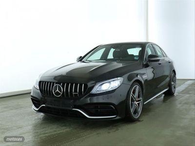 usado Mercedes C63S AMG AMG Speedshift MCT 9G AMG
