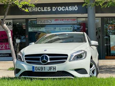 usado Mercedes A180 CDI BE Urban 7G-DCT