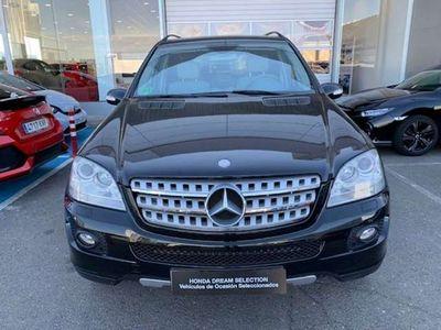 usado Mercedes ML350 Clase M3498