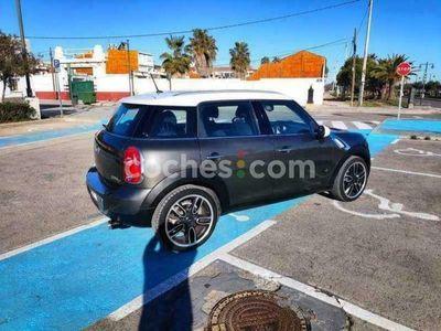 usado Mini Cooper D Countryman 112 cv en Valencia