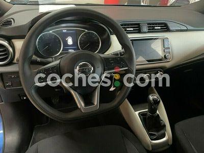 usado Nissan Micra Ig-t Acenta Cvt 100 100 cv en Tenerife