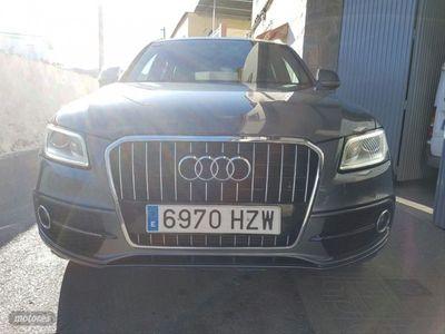 usado Audi Q5 2.0 TDI 150cv Ambiente plus