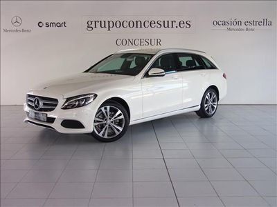 usado Mercedes 220 Clase c EstateD 7g Plus