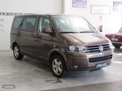 usado VW Multivan 2.0BiTDI Comfortline 4M 180 CV