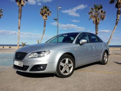 used Seat Exeo 2.0TDI CR Reference