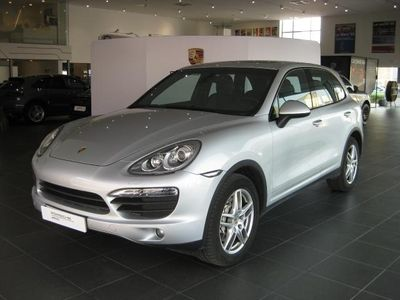 used Porsche Cayenne S Aut.