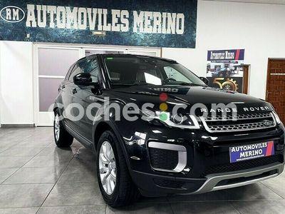usado Land Rover Range Rover evoque 2.0td4 Hse Dynamic 4wd 180 180 cv en Murcia