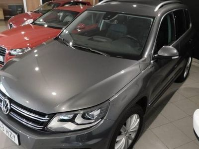 brugt VW Tiguan 2.0TDI BMT R-Line 4M DSG 177