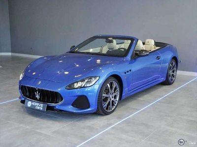 usado Maserati GranCabrio Gran Cabrio 4.7 V8 MC Automatico