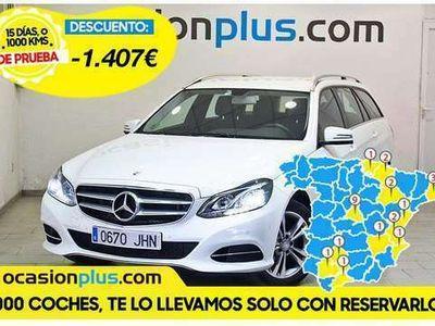 usado Mercedes E250 E250 Estate BT Avantgarde