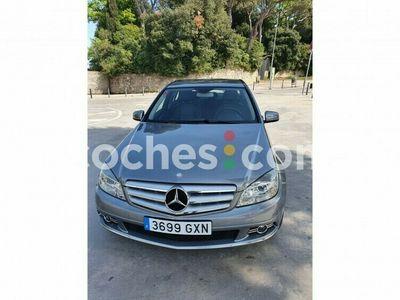 usado Mercedes 170 Clase C C 220cdi Be Avantgardecv en Barcelona