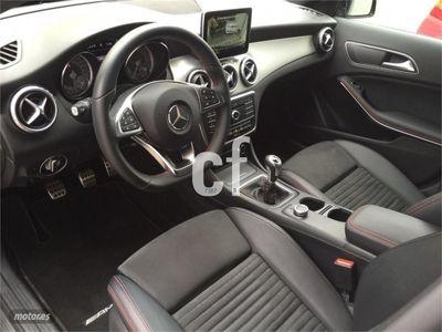 usado Mercedes GLA200 Clase GlaD Amg Line 5p. -15