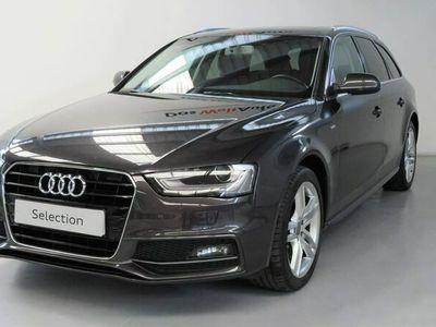 usado Audi A4 Avant 2.0TDI CD S line edition 190