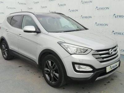 usado Hyundai Santa Fe 2.2 CRDi Style Auto 4x4 7S