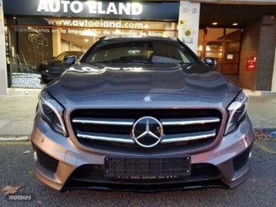 usado Mercedes GLA250 Clase4MATIC AMG
