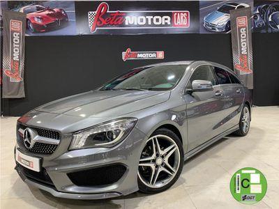 usado Mercedes CLA200 Shooting Brake d AMG Line 7G-DCT