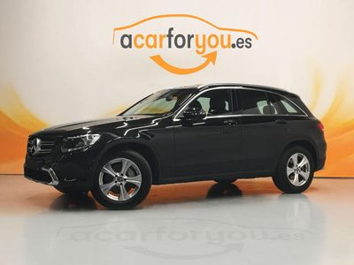 używany Mercedes GLC250 SUV 4M Aut. = 47.900 € sujeto financiación