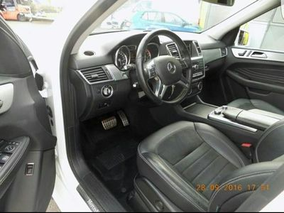 usado Mercedes ML350 BlueTEC 4MATIC 7G-TRONIC AMG