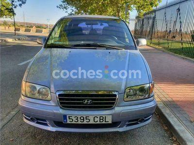usado Hyundai Trajet 2.0crdi 112 cv en Madrid