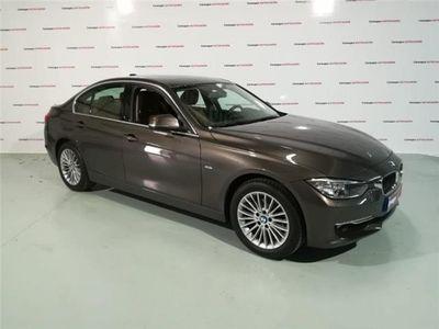 usado BMW 318 Serie 3 F30 Diesel Luxury