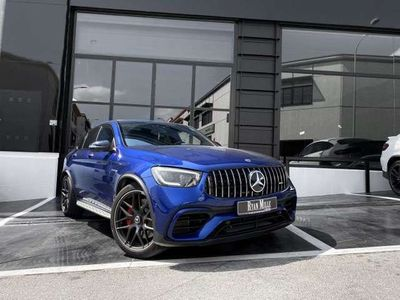 usado Mercedes GLC63 AMG AMG GLC63Coupé S AMG 4Matic+ Speedshift MCT 9G