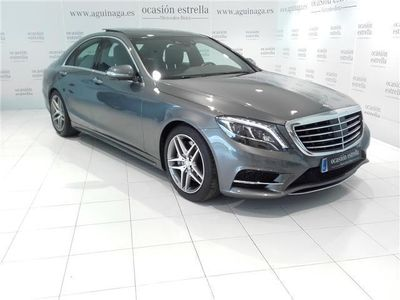 usado Mercedes S350 d 9G-Tronic ** ELEGANTE POR EXCELENCIA*