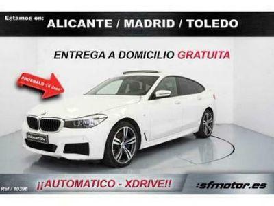 usado BMW 630 Serie 6 GRAN TURISMO D XDRIVE M SPORT 3.0 265CV AUT