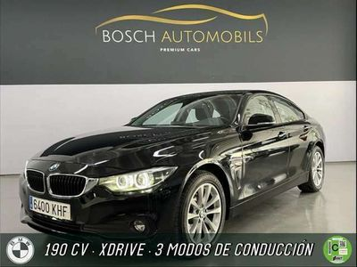 usado BMW 420 Gran Coupé Serie 4 dA xDrive