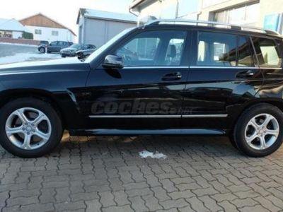 usado Mercedes GLK220 Clase GlkCdi 4m Be Bright Edition 5p. -13