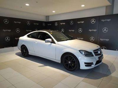 usado Mercedes C220 Coupé CDI BE AMG Edition SUPER OFERTA!!