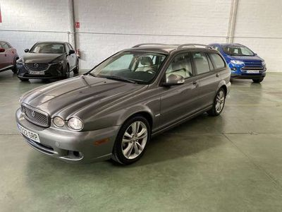 usado Jaguar X-type Wagon 2.2D Executive Aut.