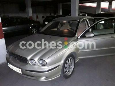 usado Jaguar X-type X-type2.0d Classic 130 cv en Granada