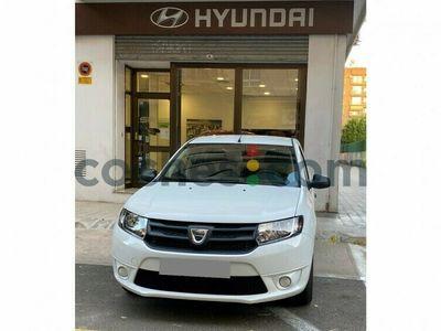 usado Dacia Logan 1.5dci Ambiance 75 75 cv en Valencia