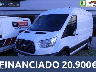 usado Ford 300 Transit Van 2.0 TDCI 96kWL1 Trend