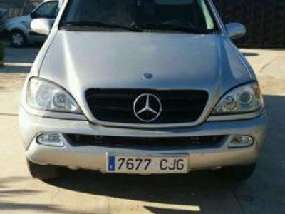 usado Mercedes ML270 Clase MCDI -02