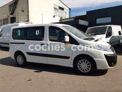 usado Fiat Scudo Combi 10 Std. L 2.0mjt 5-9 130 E5 130 cv en Barcelona