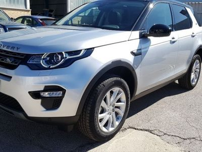 usado Land Rover Discovery TD4 4WD SE AT 7 asientos