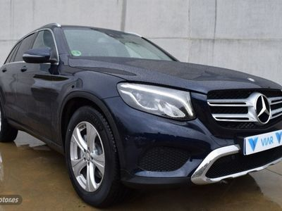 usado Mercedes GLC220 d 4Matic Aut.
