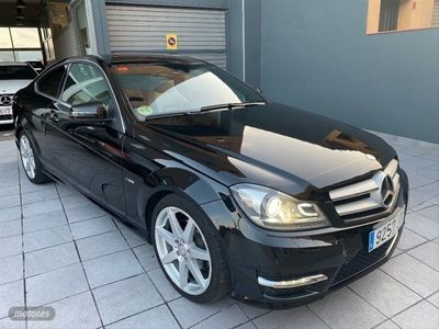usado Mercedes C220 CDI Coupé BE Edition 7G Plus