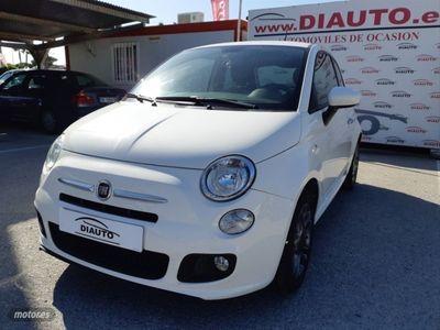 usado Fiat 500 1.2 8v 69 CV Pop