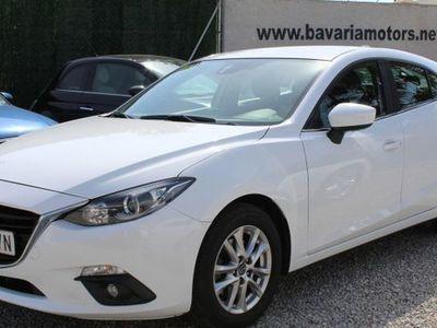 brugt Mazda 3 2.0 Luxury Safety 120