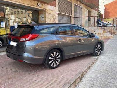 usado Honda Civic Tourer 1.6 i-DTEC Elegance Navi Pack